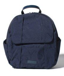 Y'SACCS/ロゴジャガード リュックサック Sサイズ/501525000