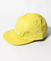 Supreme/COATED LINEN CAMP CAP/501528128