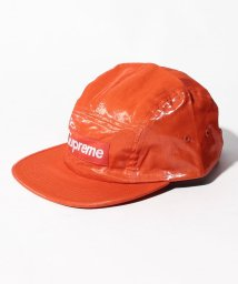 Supreme/COATED LINEN CAMP CAP/501528129