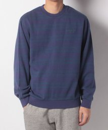 Supreme/DASH STRIPE CREWNECK/501528130