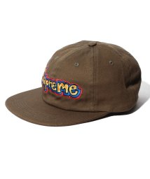 Supreme/GONZ LOGO 6 PANEL CAP/501528150