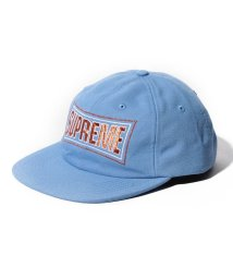 Supreme/METALLIC ARC 6PANEL CAP/501528154
