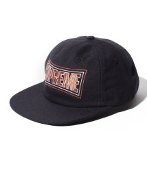 Supreme/METALLIC ARC 6PANEL CAP/501528155