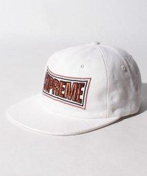 Supreme/METALLIC ARC 6PANEL CAP/501528156