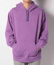 Supreme/OVERDYED HOODED SWEAT/501528159