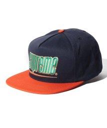 Supreme/UNDERLINE 6-PANEL CAP/501528166