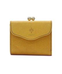 ALBERO/アルベロ 二つ折り財布 ALBERO 財布 がま口 PIERROT ピエロ 日本製 6408/501532885