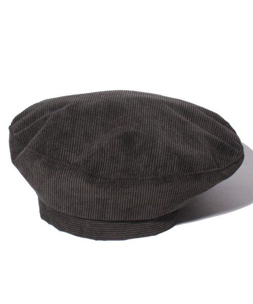 Rirandture(リランドチュール)/コーデュロイベレー帽/88285100