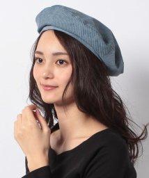 Rirandture/コーデュロイベレー帽/10014652N