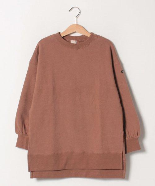 petit main(プティマイン)/ロング丈トレーナー/9684249