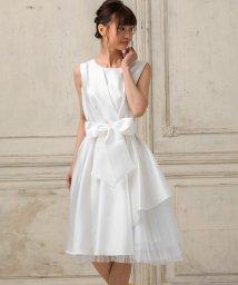 form forma/【結婚式・ウェディングドレス】ショートフレアウェディングドレス/501525253