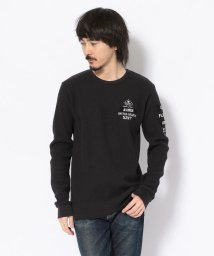 AVIREX/【Lightning 6月号掲載】ビッグワッフル Tシャツ USネイビー/BIG WAFFLE T-SHIRT U.S.NAVY/501534299
