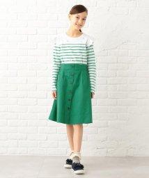 KUMIKYOKU KIDS/【110~170cm】サロペットAラインスカート/501535839
