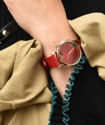 SELECT/〈nattito/ナティート〉Heart transparent watch/ハート型スケルトン腕時計/501501439