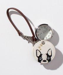 SELECT/〈nattito/ナティート〉Loupe watch/ルーペウォッチ フレンチブルドッグ/501501440
