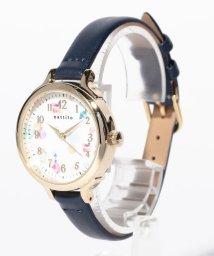 SELECT/〈nattito/ナティート〉Motif print watch/モチーフプリントウォッチ ロウファ/501501441