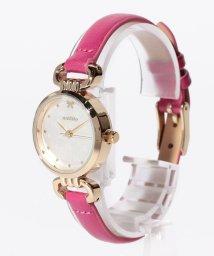 SELECT/★〈nattito/ナティート〉Motif embossed watch ラッキー/501502095