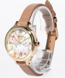 SELECT/〈nattito/ナティート〉Retro flower watch/レトロフラワーウォッチ ハニー/501502097