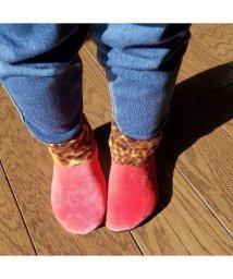 REAL STYLE/ベビー&キッズ滑り止め付きぽかぽかポソン靴下/501536754
