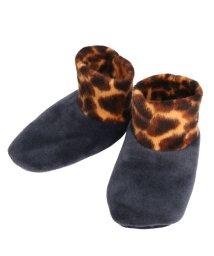 REAL STYLE/ベビー&キッズ滑り止め付きぽかぽかポソン靴下/501536800