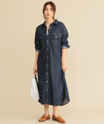 BEAUTY&YOUTH UNITED ARROWS/【別注】<Wrangler>∴ロングシャツワンピース/501537596