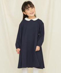 URBAN RESEARCH DOORS(Kids)/付け襟フレアワンピース(KIDS)/501537906