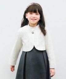 anyFAM(KIDS)/【KIDS】セレモニー レース ジャケット/501538688