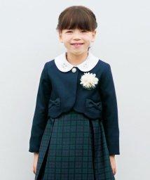 anyFAM(KIDS)/【KIDS】セレモニー リボンポケット ジャケット/501538689