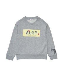 ALGY/ボックスロゴトレーナー/501377599