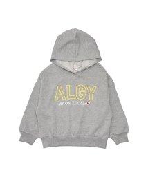 ALGY/フードゆるトレーナー/501381294