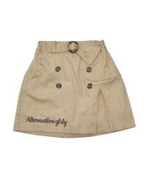ALGY/トレンチスカート/501453945