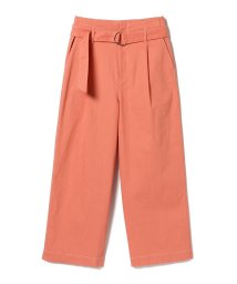 BEAMS OUTLET/Ray BEAMS / カラーステッチ ベルデット パンツ/501492470