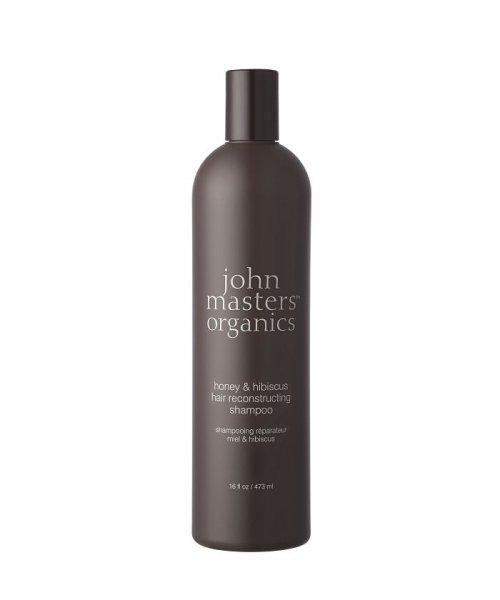 john masters organics(ジョンマスターオーガニック)/ハニー&ハイビスカス ヘアリコストラクティングシャンプー ミディアム/JMP0091