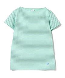 Ray BEAMS/ORCIVAL × Ray BEAMS / 別注 ボーダー Tシャツ/501516579