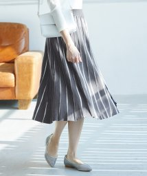 ROPE' mademoiselle/★ニットハリヌキプリーツスカート/501534815