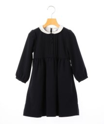 SHIPS KIDS/SHIPS KIDS:ピンタック ワンピース(100~130cm)【OCCASION COLLECTION】/501540360