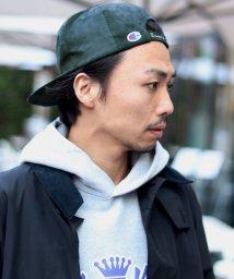 JOURNAL STANDARD relume Men's/Champion×relume / 別注チャンピオン スウェードキャップ/501540491
