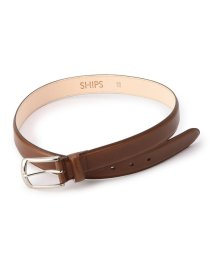 SHIPS MEN/SD: 【ANNONEY】 カーフ ベルト/001614814