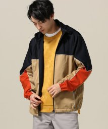 JOINT WORKS/CLANE HOMME MULTI COLOR PARKA/501542605
