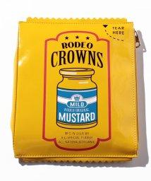 RODEO CROWNS(BAG)/【RODEO CROWNS】DIE CUT CLUTCH POACH/501520653