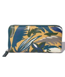 SLY(BAG)/【SLY】 DARK GLASSES ROUND ZIPPED WALLET/501520678