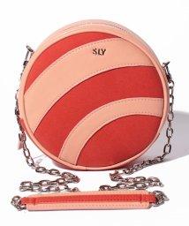 SLY(BAG)/【SLY】PATCHWORK ROUND MINI SHOULDER/501520682
