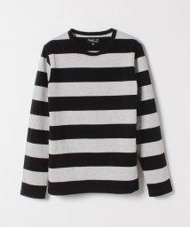 agnes b. HOMME/J019 TS ボーダーTシャツ/501535453
