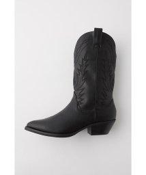 moussy/COWBOY ブーツ/501542815