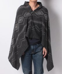 JOURNAL STANDARD MEN/NATIVE JACQUARD BLANKET CAPE/501490178