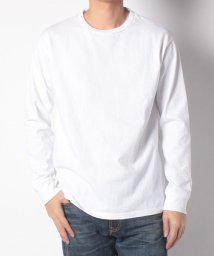 JOURNAL STANDARD MEN/6oz US Cotton Color L/S/501533677