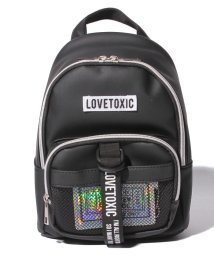 Lovetoxic/パス付ミニリュック/501536309