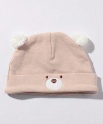 petit main/お耳つきアニマルフェイス帽子/501539551