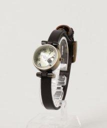 and it_/【CeLL】バイカラー水晶ブレスウォッチ/501543409