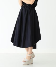 BEAMS OUTLET/★【洗える】Demi-Luxe BEAMS / ラウンドヘム スカート/501456920